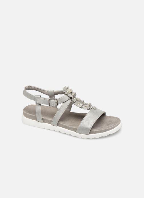 Sandales et nu-pieds Xti 56690 Argent vue détail/paire