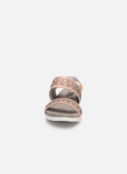 Sandales et nu-pieds Xti 56692 Beige vue portées chaussures