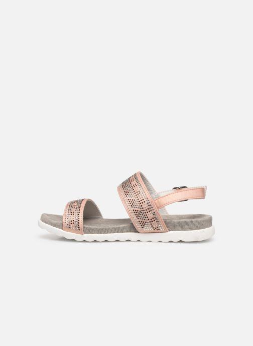 Sandales et nu-pieds Xti 56692 Beige vue face