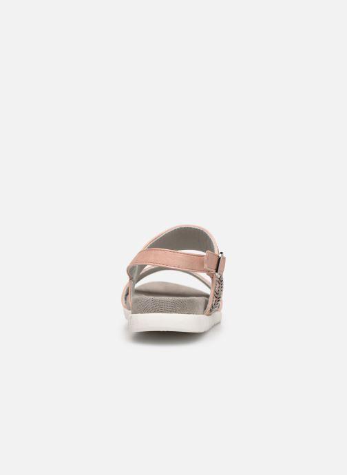 Sandales et nu-pieds Xti 56692 Beige vue droite