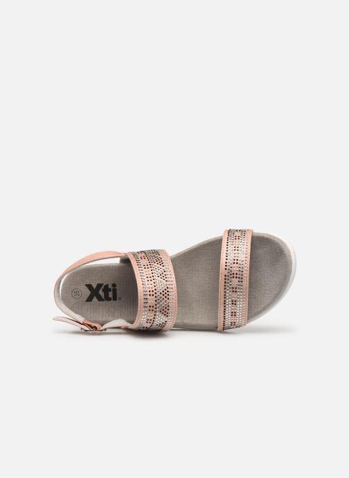 Sandales et nu-pieds Xti 56692 Beige vue gauche