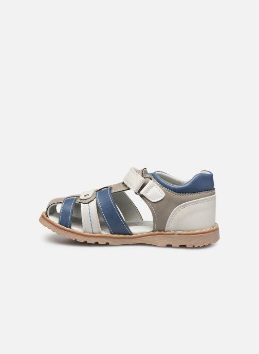 Sandales et nu-pieds Xti 56808 Gris vue face