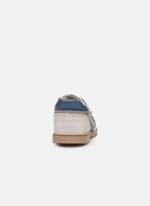 Sandales et nu-pieds Xti 56808 Gris vue droite