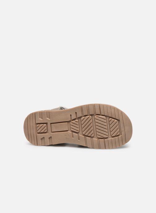 Sandales et nu-pieds Xti 56808 Gris vue haut