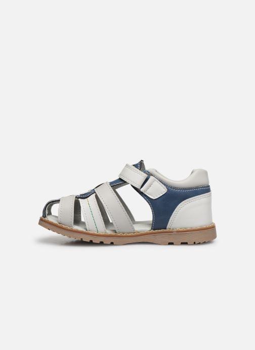 Sandalias Xti 56808 Azul vista de frente