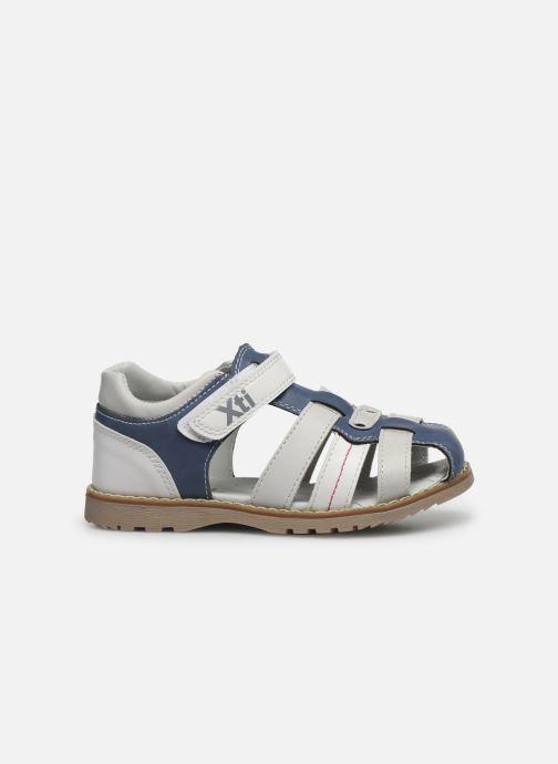 Sandalen Xti 56808 Blauw achterkant