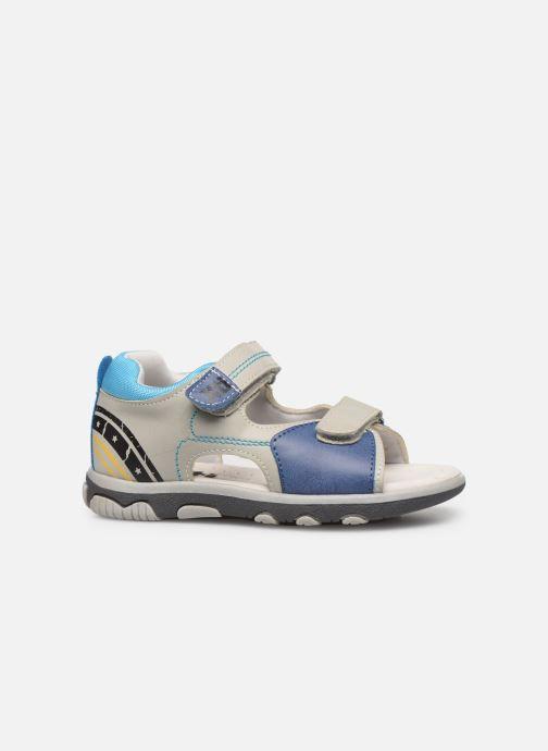 Sandales et nu-pieds Xti 56843 Gris vue derrière