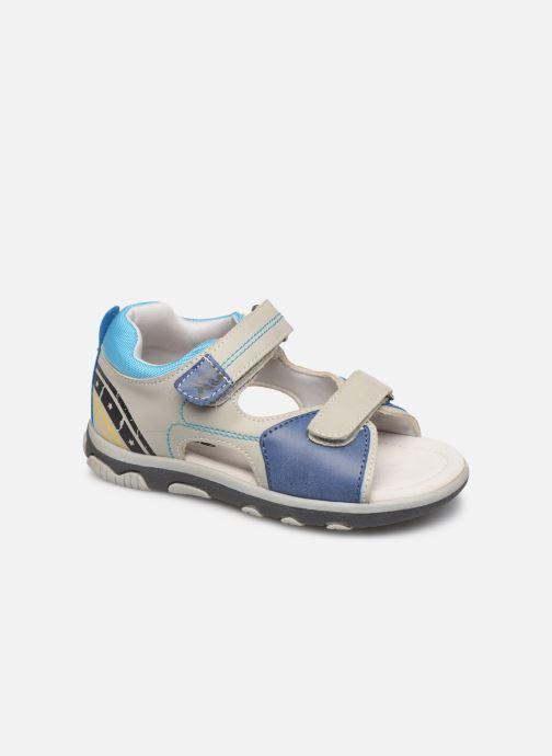 Sandales et nu-pieds Xti 56843 Gris vue détail/paire