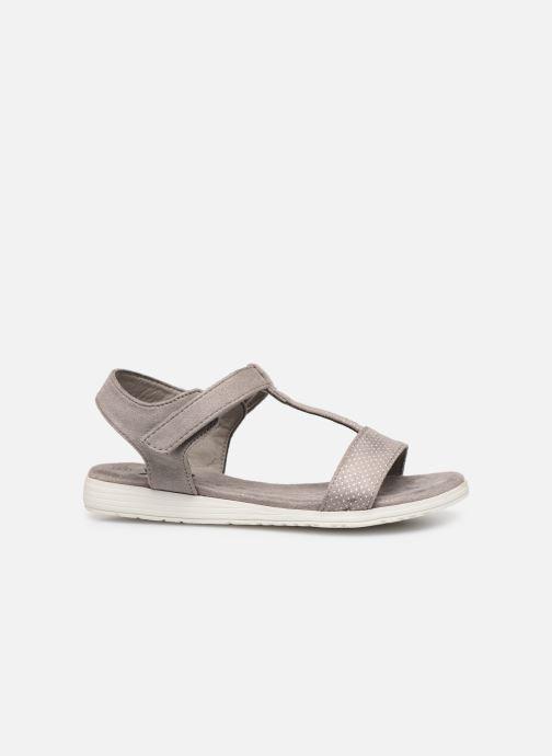 Sandales et nu-pieds Xti 56847 Gris vue derrière