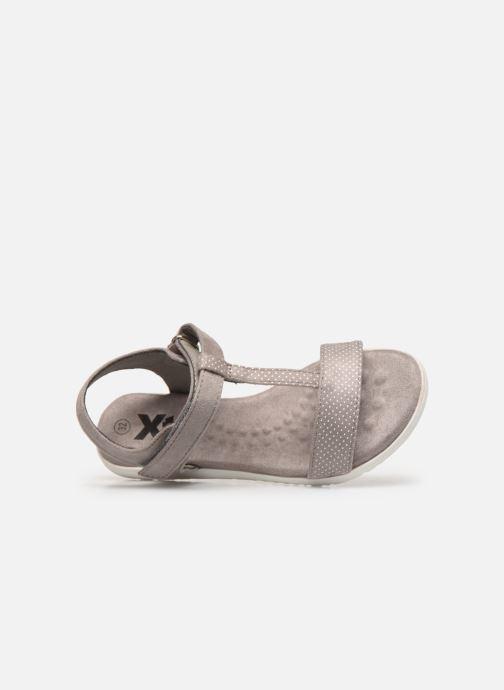 Sandales et nu-pieds Xti 56847 Gris vue gauche