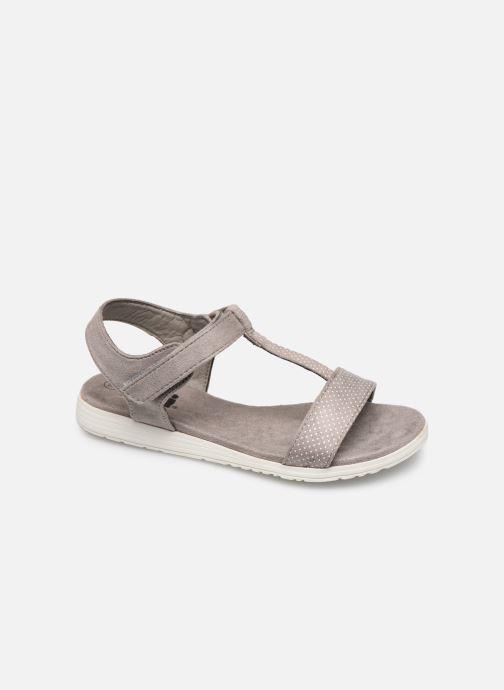 Sandales et nu-pieds Xti 56847 Gris vue détail/paire