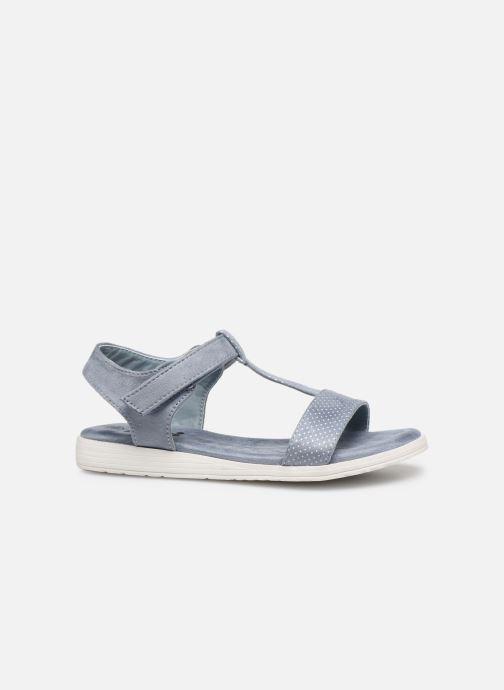 Sandales et nu-pieds Xti 56847 Bleu vue derrière