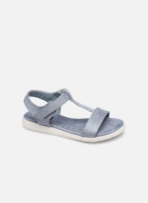 Sandales et nu-pieds Xti 56847 Bleu vue détail/paire