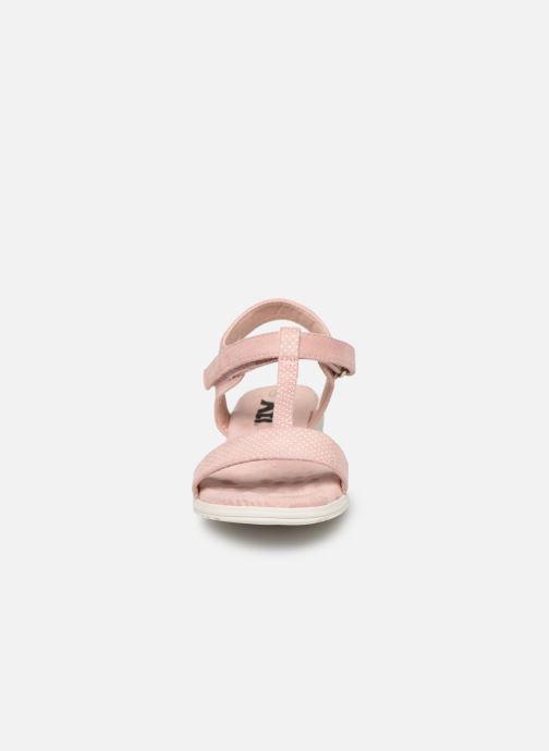 Sandales et nu-pieds Xti 56847 Beige vue portées chaussures