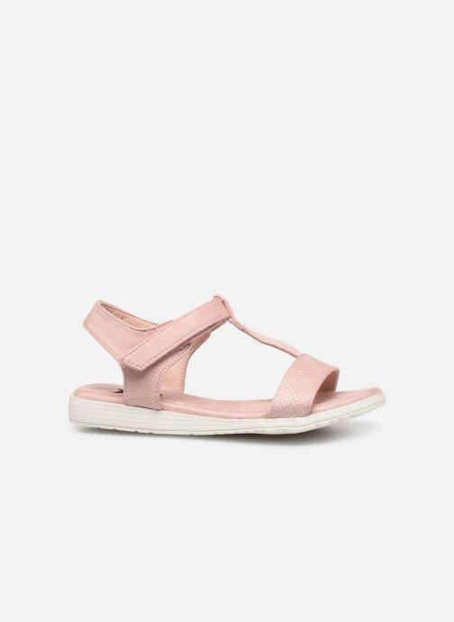 Sandales et nu-pieds Xti 56847 Beige vue derrière