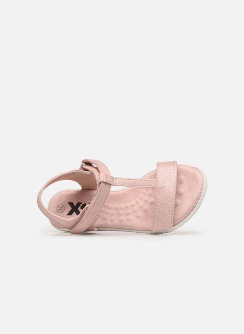 Sandales et nu-pieds Xti 56847 Beige vue gauche