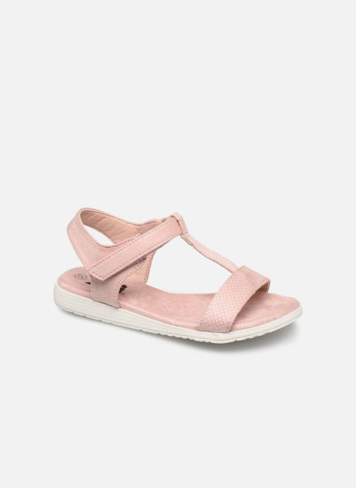 Sandales et nu-pieds Xti 56847 Beige vue détail/paire