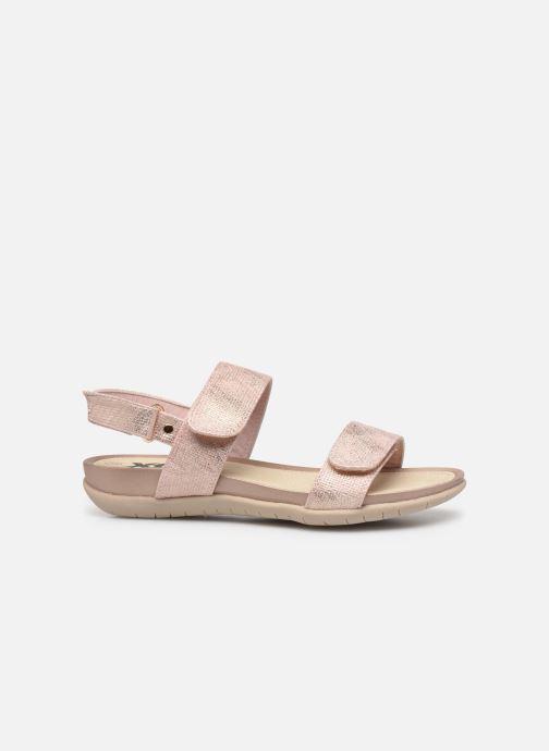 Sandales et nu-pieds Xti 56854 Beige vue derrière