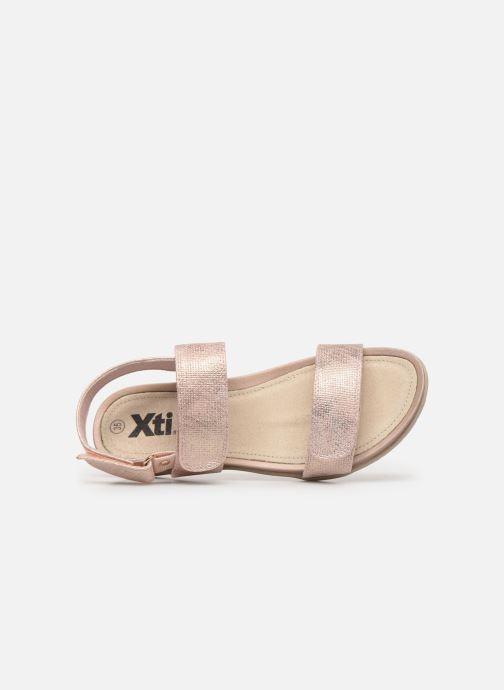 Sandales et nu-pieds Xti 56854 Beige vue gauche