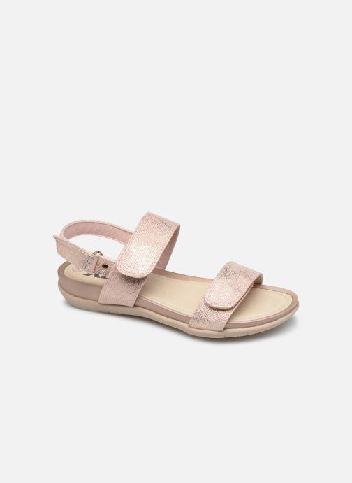 Sandales et nu-pieds Xti 56854 Beige vue détail/paire