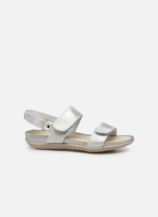 Sandales et nu-pieds Xti 56854 Argent vue derrière