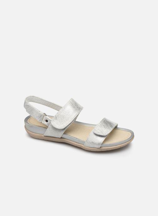 Sandales et nu-pieds Xti 56854 Argent vue détail/paire