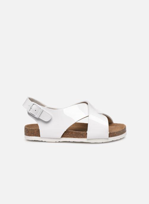 Sandales et nu-pieds Xti 56862 Blanc vue derrière