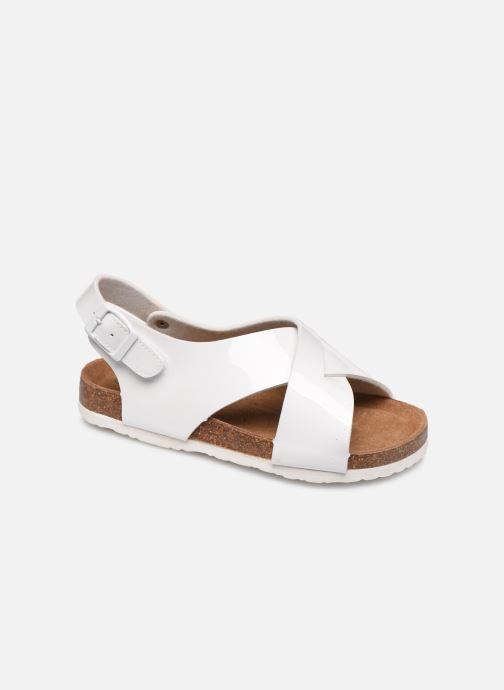 Sandales et nu-pieds Xti 56862 Blanc vue détail/paire