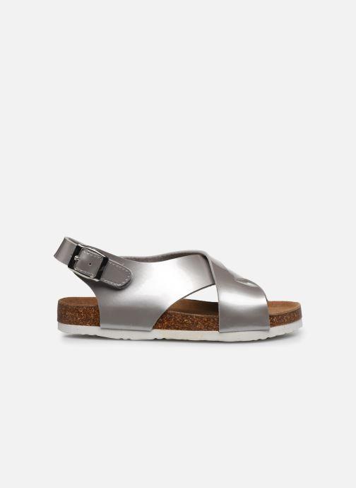 Sandales et nu-pieds Xti 56862 Argent vue derrière