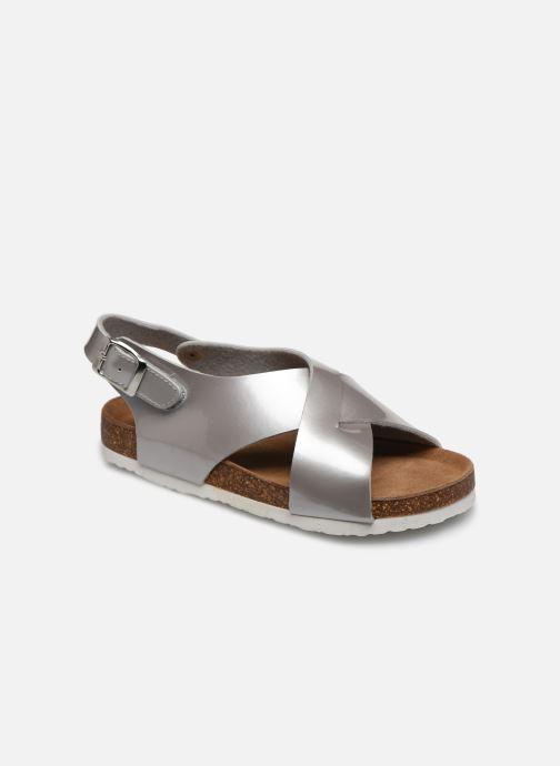 Sandales et nu-pieds Xti 56862 Argent vue détail/paire