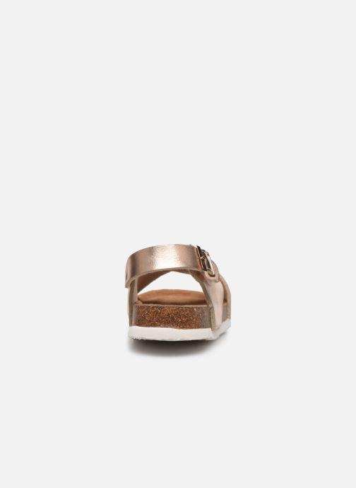 Sandales et nu-pieds Xti 56862 Beige vue droite