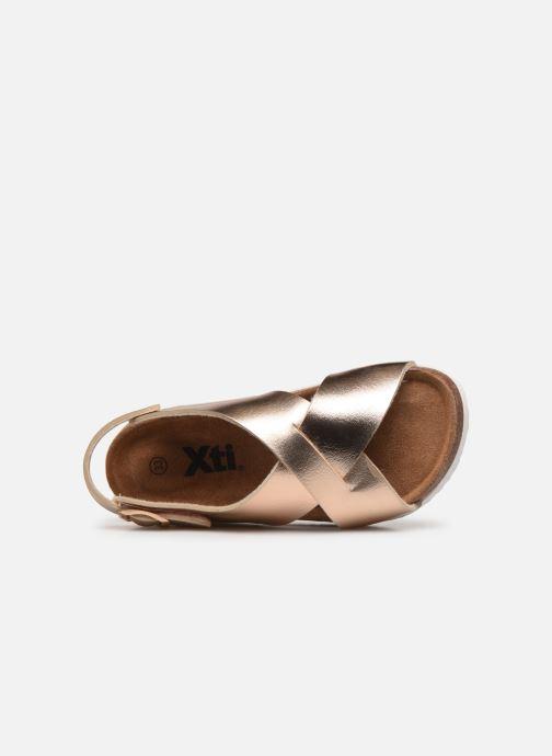 Sandales et nu-pieds Xti 56862 Beige vue gauche