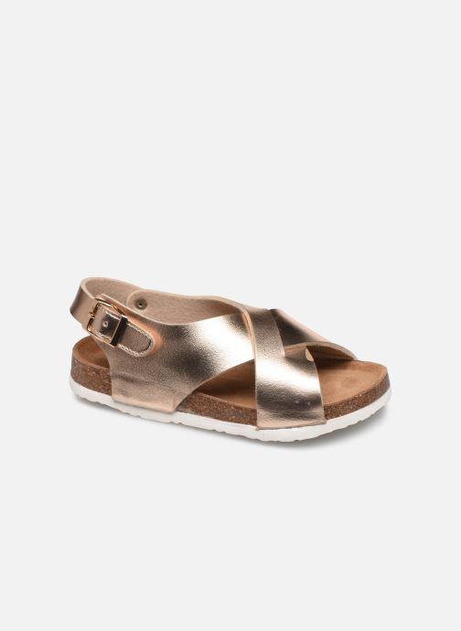 Sandales et nu-pieds Xti 56862 Beige vue détail/paire