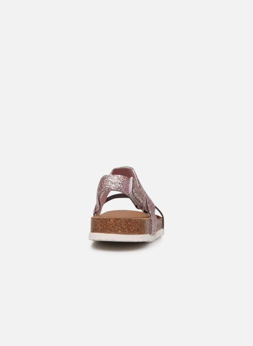 Sandales et nu-pieds Xti 56863 Marron vue droite