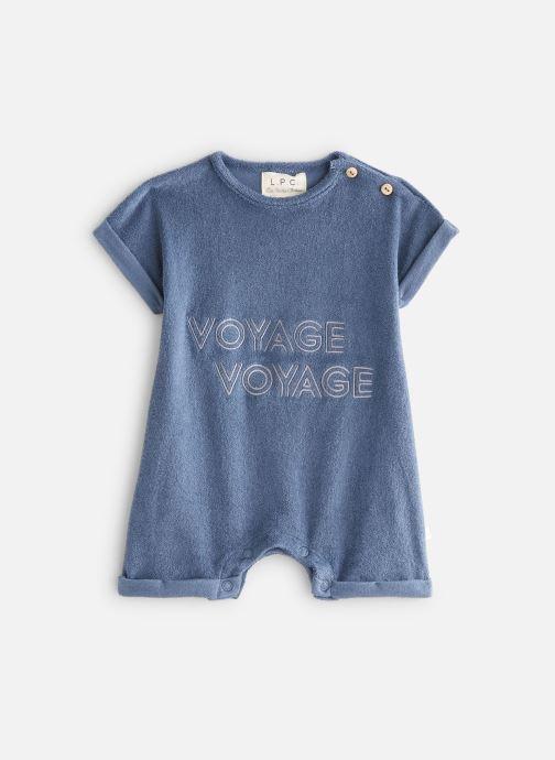 Vêtements Les Petites Choses Combicourt LUCAS Bleu vue détail/paire