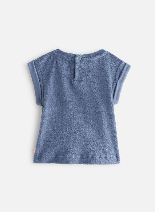 Vêtements Les Petites Choses T-Shirt SOCOOL Bleu vue bas / vue portée sac