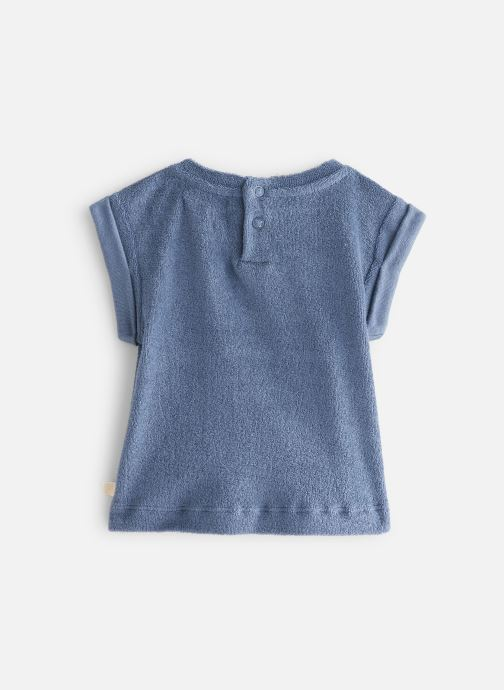 Kleding Les Petites Choses T-Shirt SOCOOL Blauw onder
