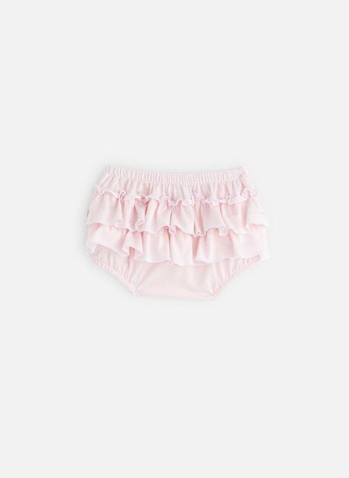 Vêtements Les Petites Choses Bloomer à volants BALI Rose vue bas / vue portée sac