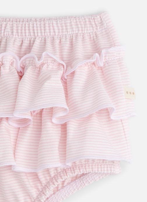 Vêtements Les Petites Choses Bloomer à volants BALI Rose vue portées chaussures