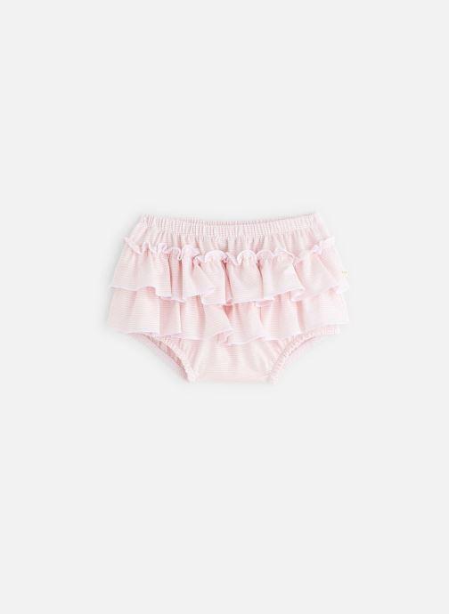 Vêtements Les Petites Choses Bloomer à volants BALI Rose vue détail/paire