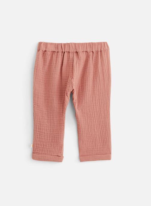 Vêtements Les Petites Choses Pantalon en gaze PACO Marron vue bas / vue portée sac