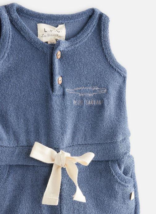 Vêtements Les Petites Choses Combicourt SAR Bleu vue portées chaussures