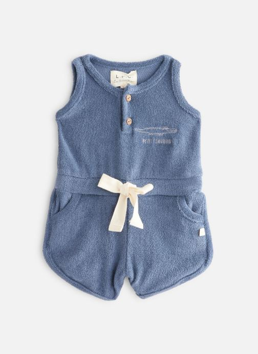Vêtements Les Petites Choses Combicourt SAR Bleu vue détail/paire