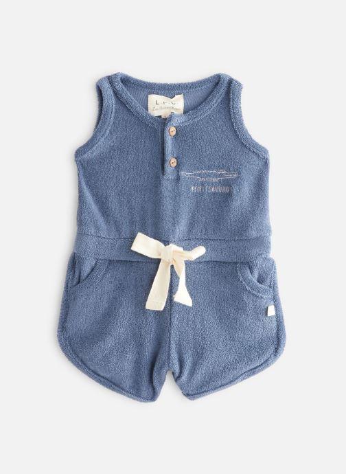Kleding Les Petites Choses Combicourt SAR Blauw detail