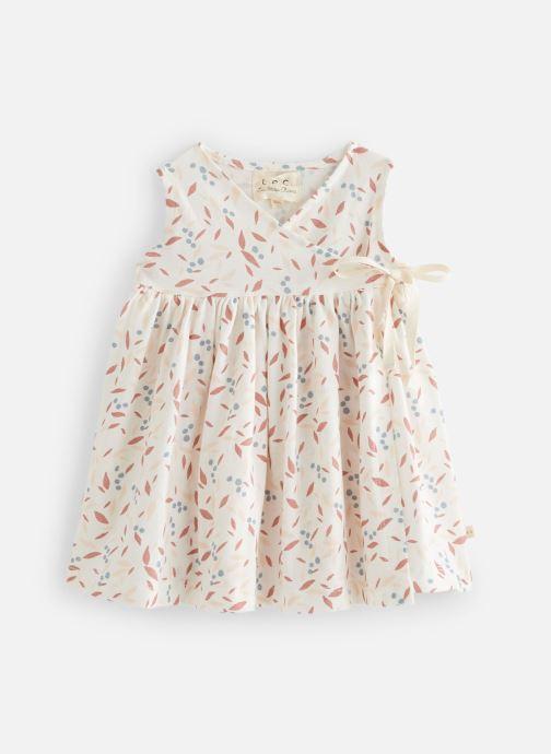 Vêtements Les Petites Choses Robe RUBI Beige vue détail/paire
