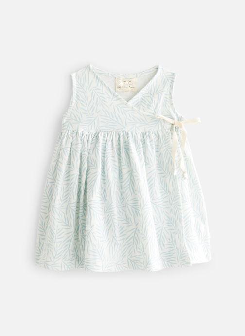 Vêtements Les Petites Choses Robe RUBI Vert vue détail/paire