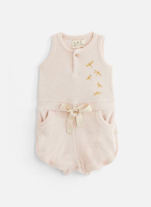 Vêtements Les Petites Choses Combicourt SARA Rose vue détail/paire