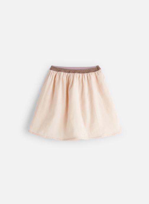 Vêtements Les Petites Choses Jupe en gaze JOYCE Rose vue détail/paire