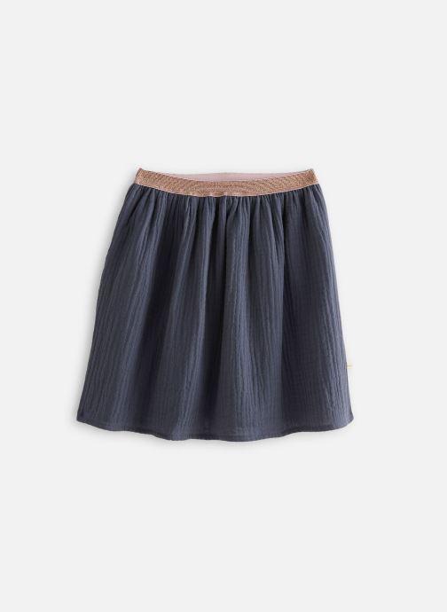 Vêtements Les Petites Choses Jupe en gaze JOYCE Vert vue détail/paire