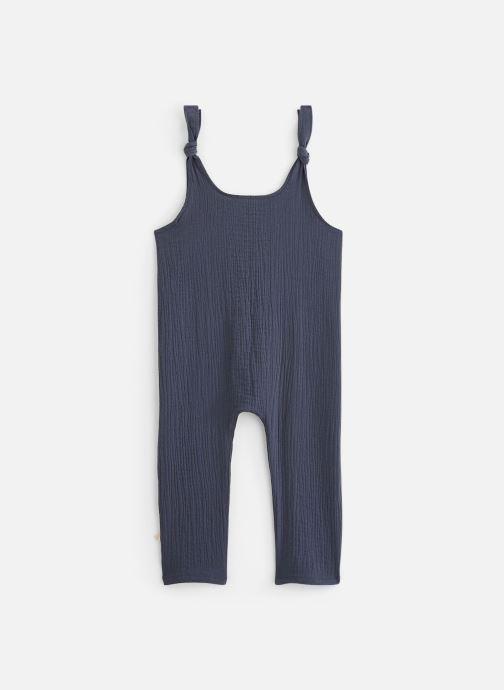 Vêtements Les Petites Choses Combilong gaze CHAZ Vert vue bas / vue portée sac